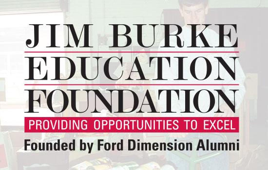 Birth of Jim Burke Education Foundation