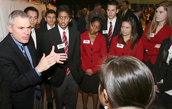 History, Ford Dimension, Dream Builders, 2011,, Alumni Pat Lencioni, Bakersfield