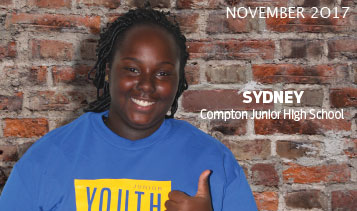 November Youth Of The Month