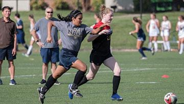 Karla Guzman Women's Soccer